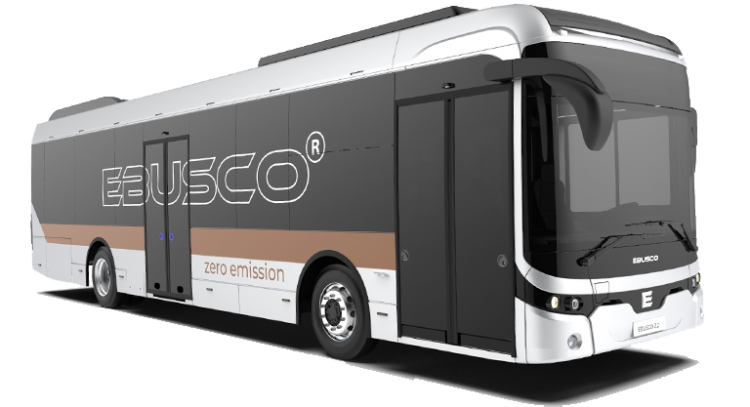 Ebusco electric bus