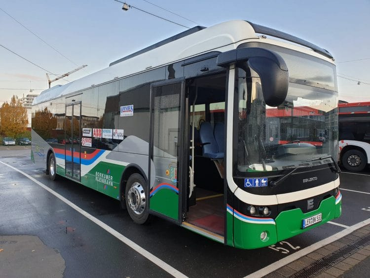 Borkum Ebusco 2.2 e-bus