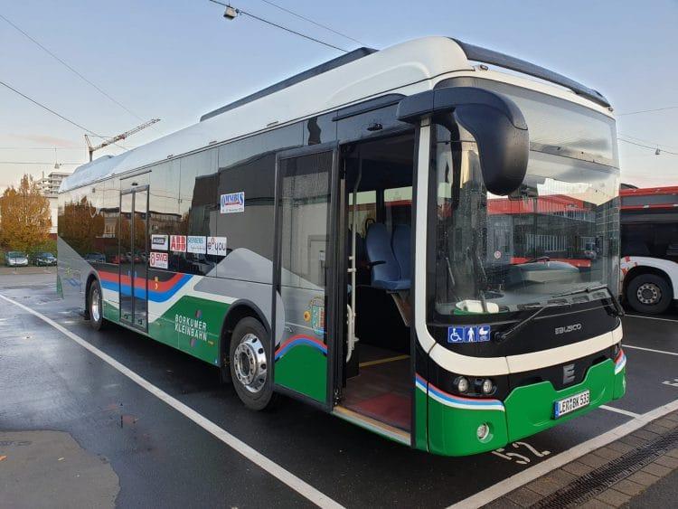 Borkum Ebusco 2.2 e-bus