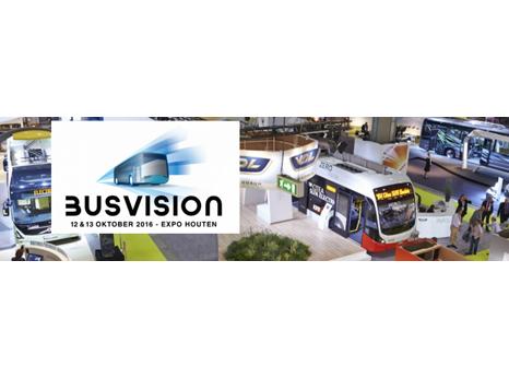 Busvision 12-13 oktober 2016 - Expo Houten NL