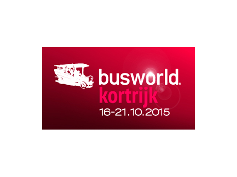 Busworld Kortrijk - 16 t/m 21 October 2015