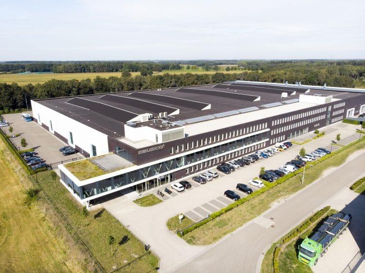 Bedrijfspand Ebusco in Deurne