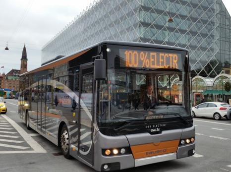 Ebusco 2.0 in Copenhagen