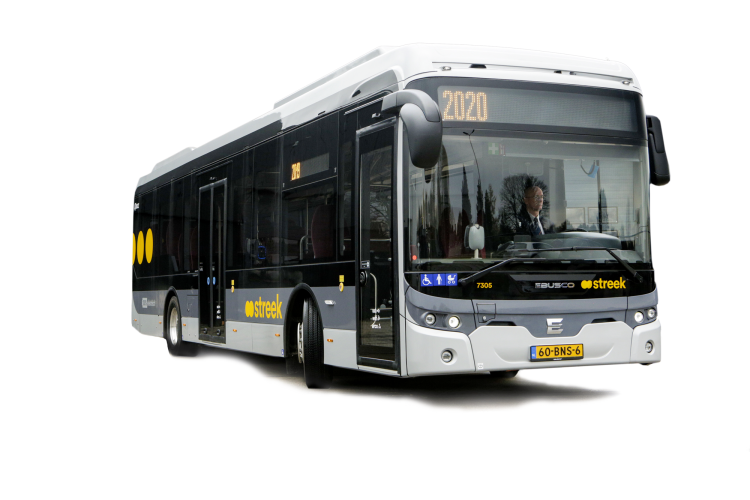Ebusco 2.2 GD bus