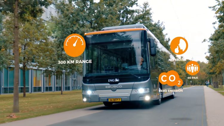 Ebusco | High-range Electric buses company video