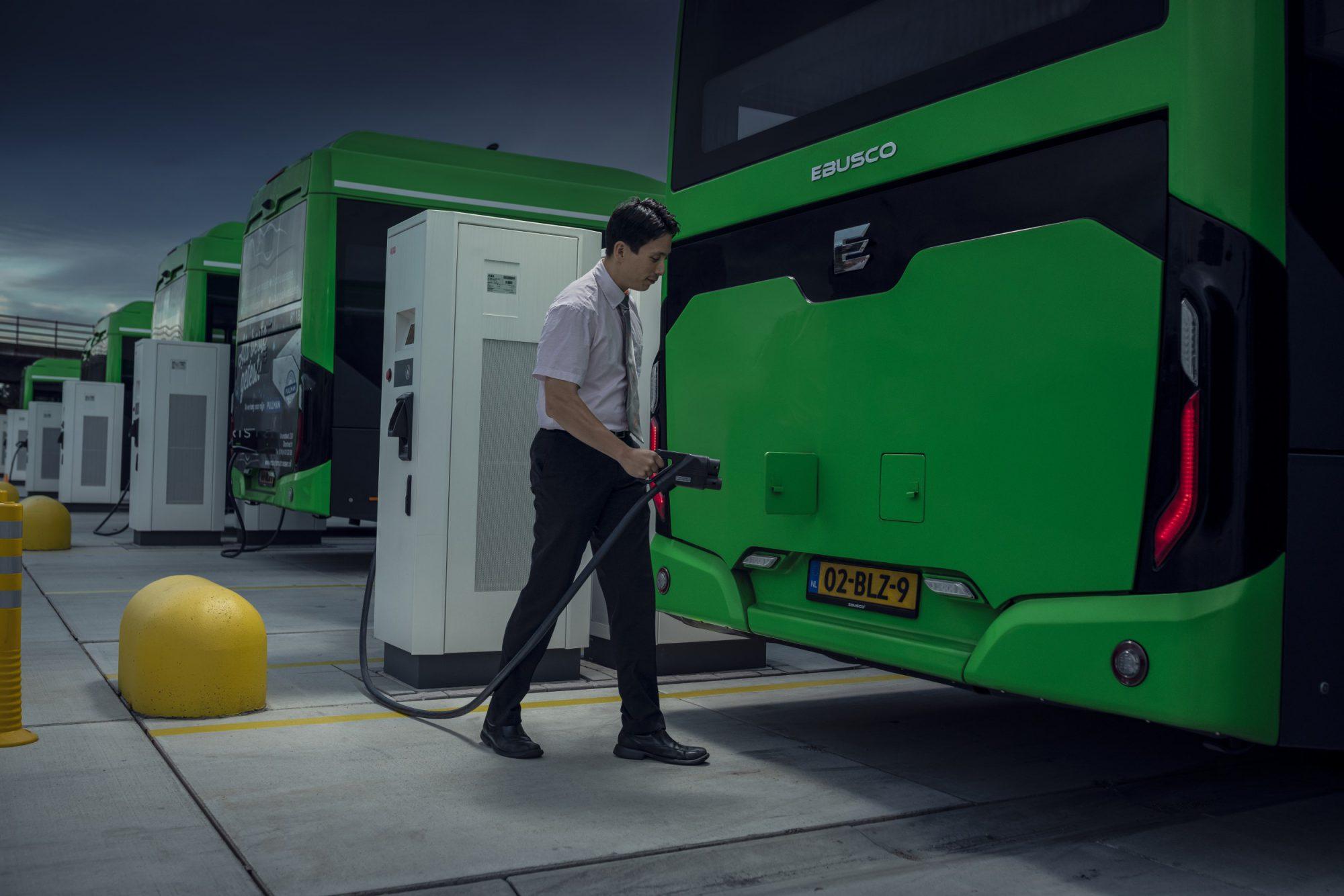 Charging Bus