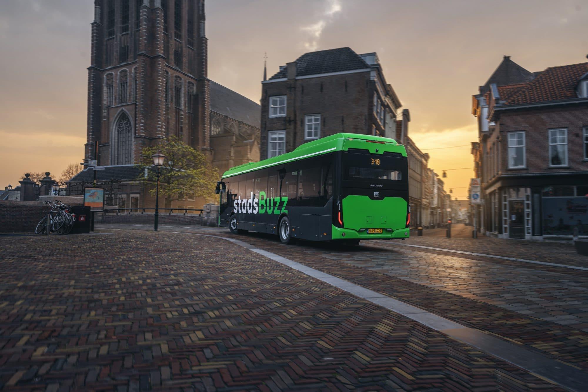 Ebusco 2.2 Dordrecht