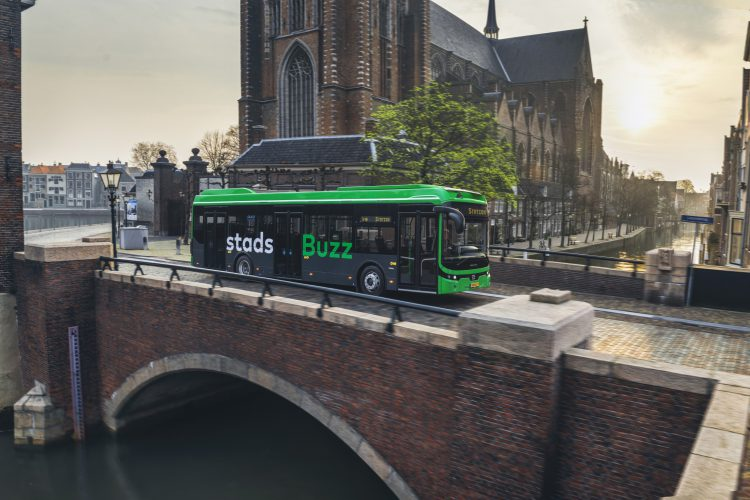 Qbuzz Dordrecht