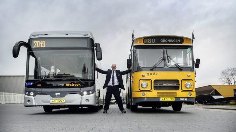 Ebusco 2.2 versus diesel
