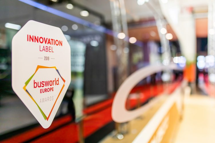 Busworld Innovation Ebusco 3.0