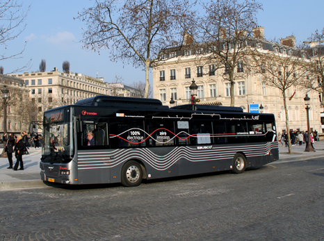 New look/design for Ebusco 2.1 electric citybus