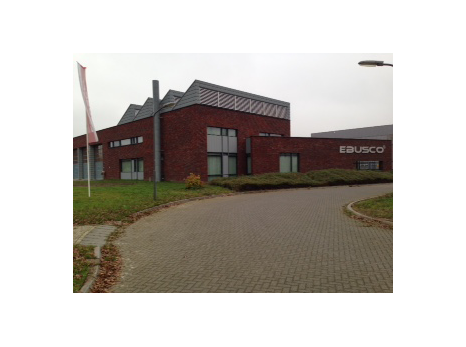 New office for Ebusco in Helmond