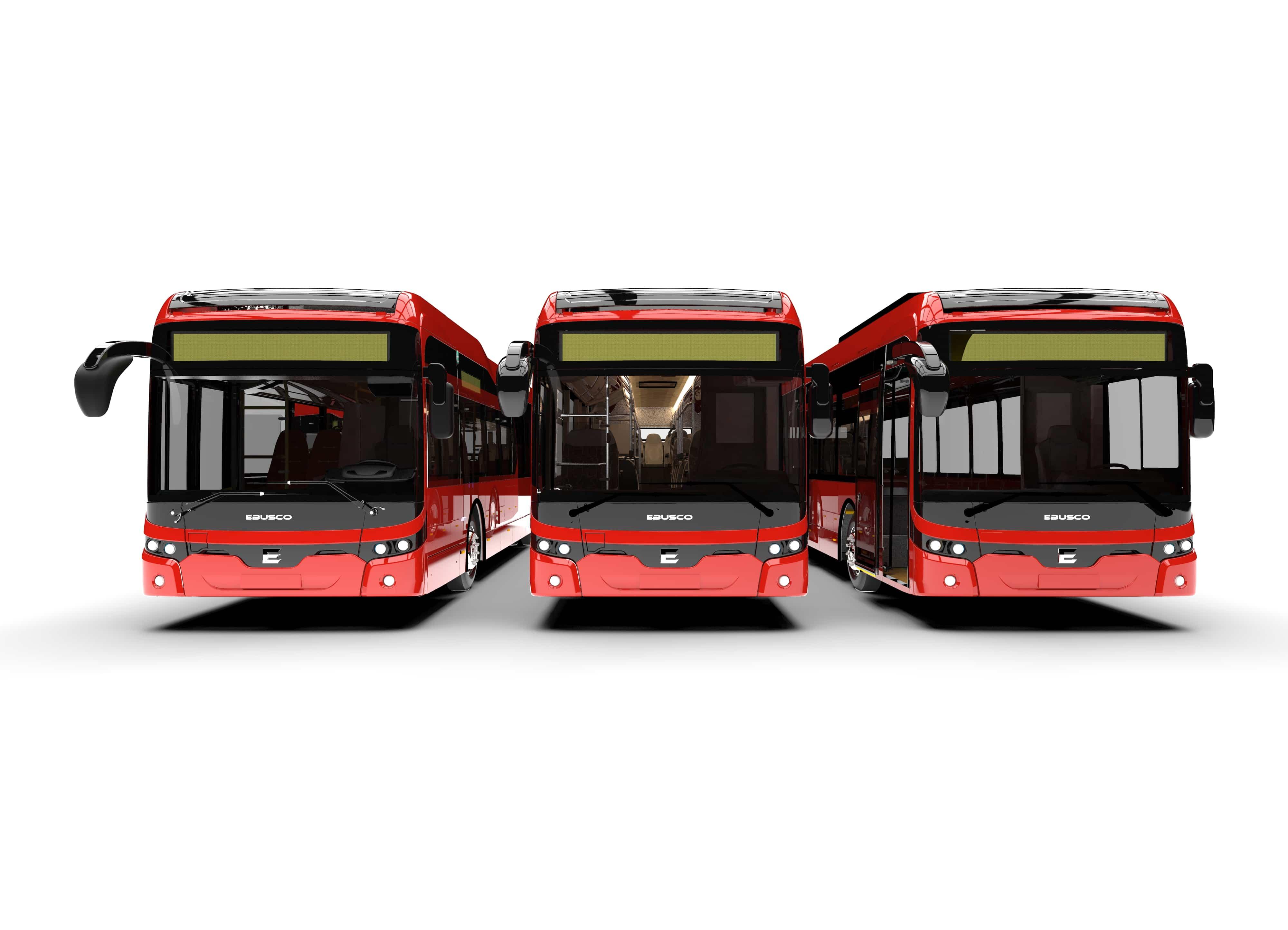 Ebusco eletric buses