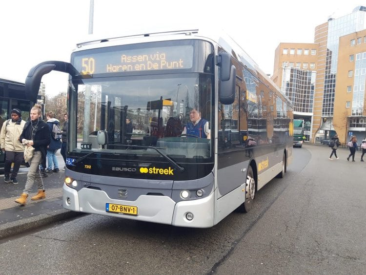GD2020 bus NL