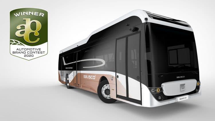 Automotive Brand Contest Award Ebusco 2020