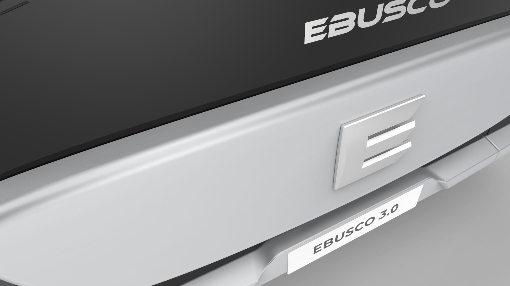 Ebusco 3.0 detailshot