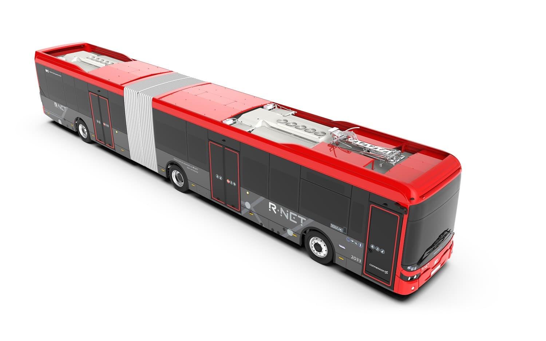 Ebusco 2.2 articulated Transdev